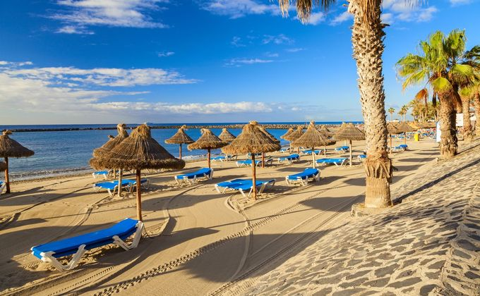 Tenerife: Self Catering Beach Escape to Los Cristianos with Kids Stay FREE