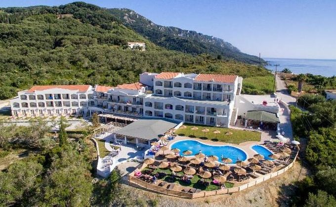 Corfu: 4 Star All Inclusive Beach Holiday