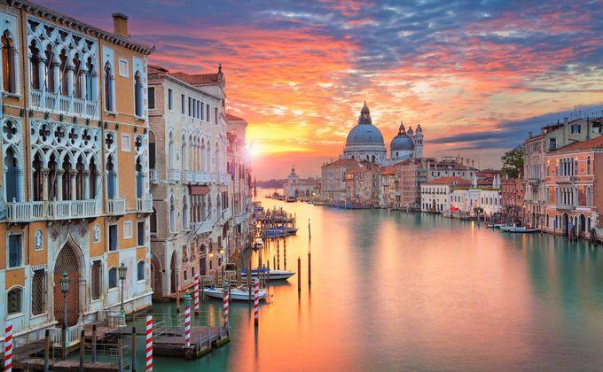 4 Star Venice City Break Including Flights