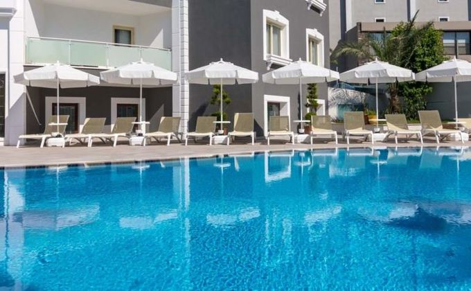 Turkey: Refurbished 4 Star All Inclusive Holiday in Marmaris with Private Beach