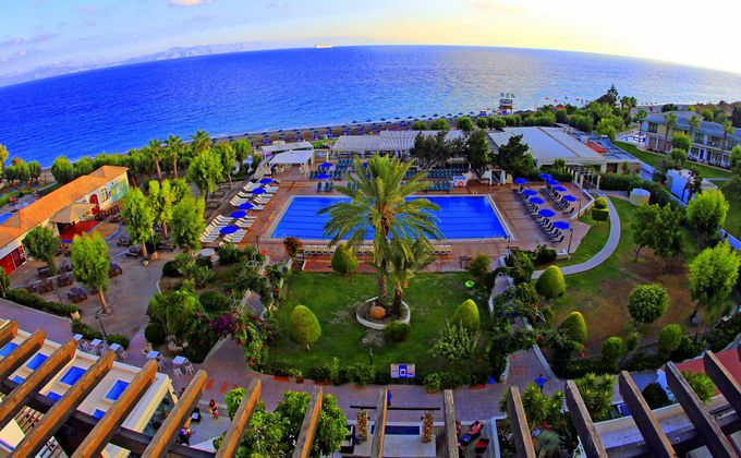 Rhodes: 4 Star All Inclusive LABRANDA Holiday with Kids Stay FREE