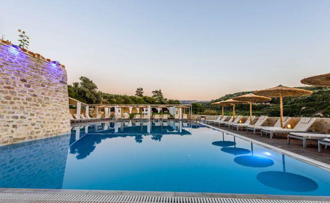 Crete: 5 Star All Inclusive Hotel Holiday