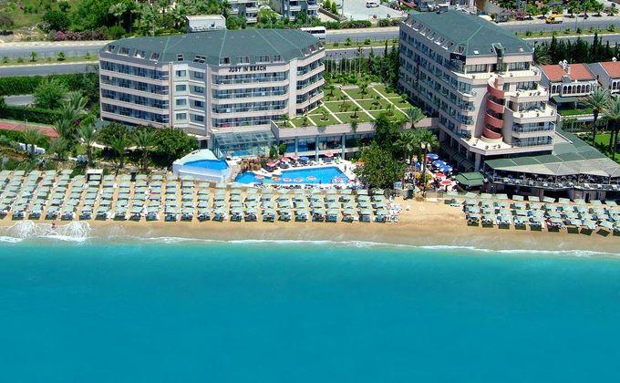 Turkey: Award Winning 4 Star All Inclusive Beachfront Hotel Inc Flights