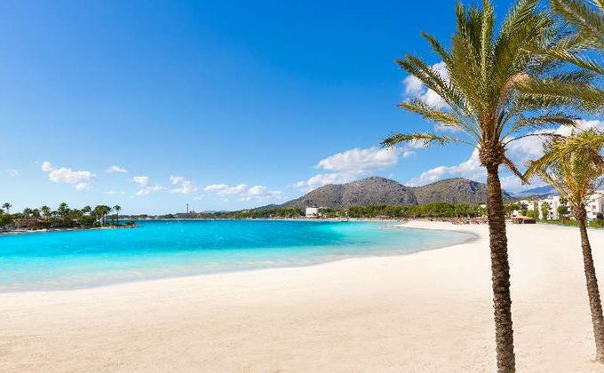 Majorca: Highly Rated All Inclusive Holiday to C'an Picafort with Kids Stay FREE