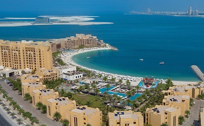 UAE: Luxury 5 Star Hilton Holiday to Ras al Khaimah with Kids Stay FREE