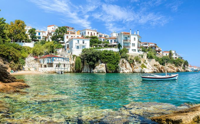 Skiathos: Great Value Self Catering Retreat Near the Beach