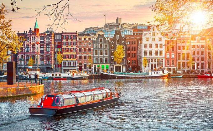 Amsterdam: 4 Star City Getaway Incl. Flights
