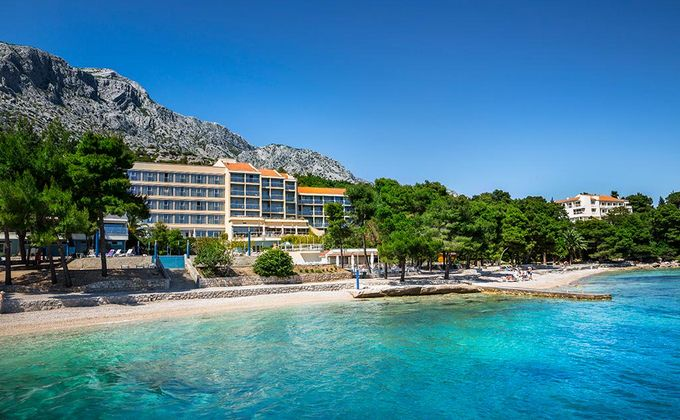 Croatia: 4 Star Award Winning All Inclusive Hotel with Kids Stay FREE