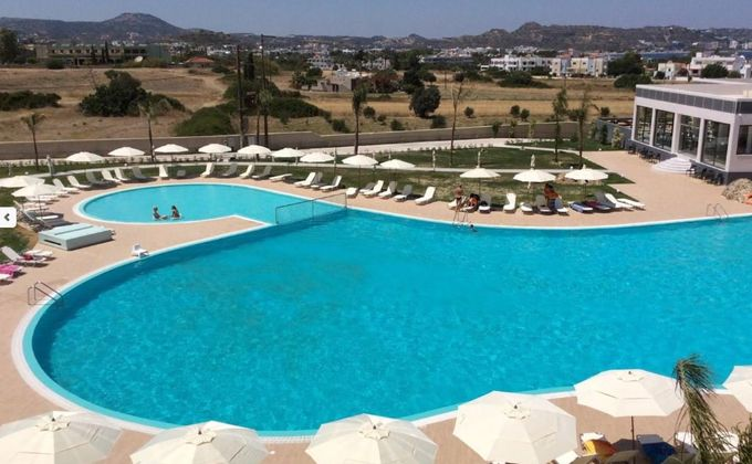 Rhodes: 4 Star All Inclusive Holiday to Faliraki with Kids Stay FREE