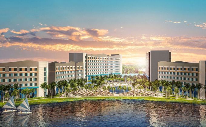 Orlando: 7 or 14 Nt Holiday to the Brand New Universal's Endless Summer Resort Hotel Incl Flights
