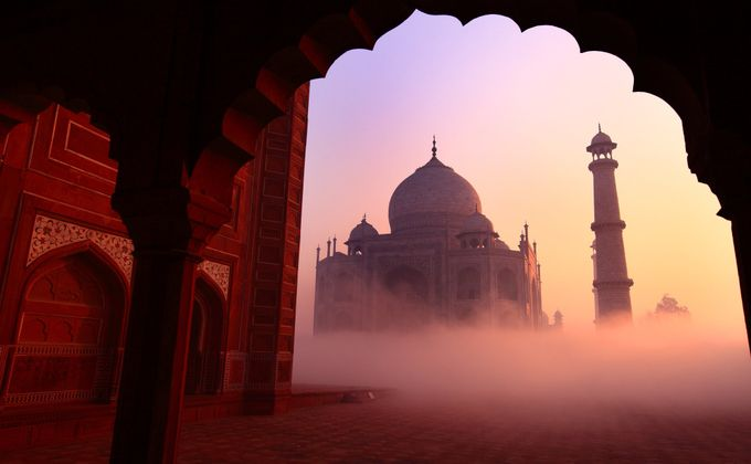 India's Golden Triangle & Maldives Cruise Incl Flights, Hotels & More