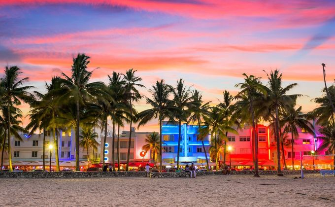 MSC Caribbean Cruise with Miami and Las Vegas Stays Incl Flights