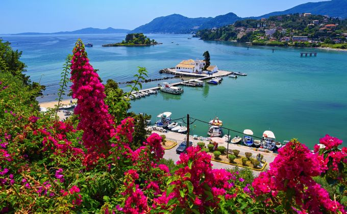 Corfu: 4 Star All Inclusive Holiday to Kassiopi with Kids Stay FREE