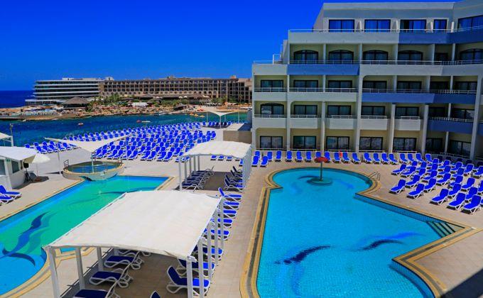Malta: 4 Star LABRANDA All Inclusive Holiday to Mellieha w/Kids Stay FREE