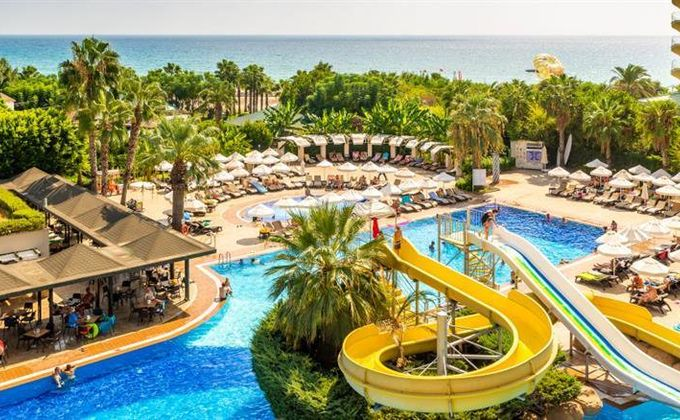 Turkey: Award Winning 5 Star Luxury Ultra All Inclusive Holiday w/Private Beach