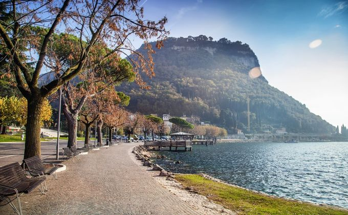 Lake Garda: Half Board Summer Holiday w/Flights & Transfers. Save £400