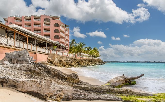 Barbados: All Inclusive Beachfront Holiday w/Flights