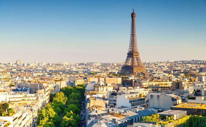 Paris: Charming City Break to Award Winning Hotel w/Flights