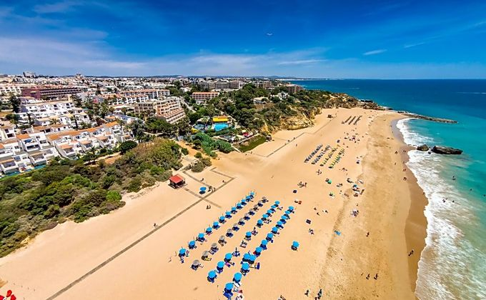 Algarve: All Inclusive Holiday to Albufeira w/Kids Stay FREE