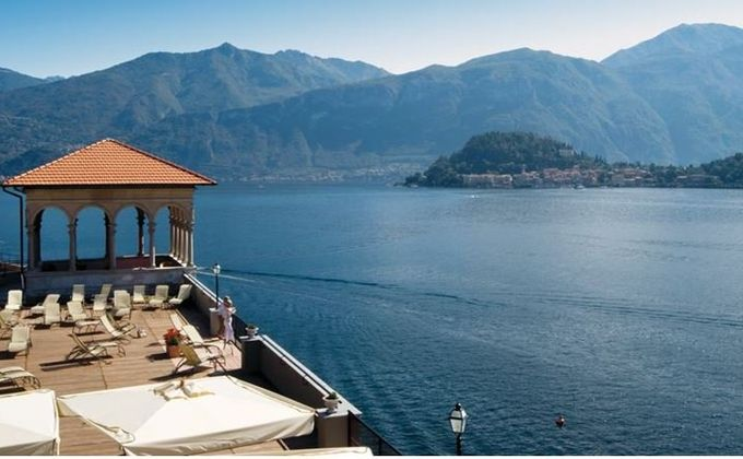 Lake Como: 4 Star Summer Lake Front Half Board Holiday w/Transfers & More. Save £480