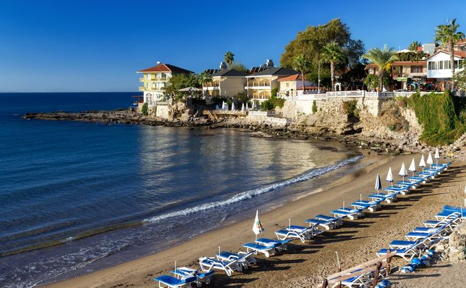 Turkey: All Inclusive Holiday Near Side w/Kids Stay FREE