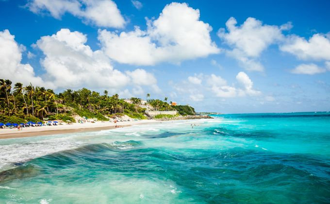 14 Nt Caribbean Cruise from Barbados w/Flights, Balcony Upgrade & Service Charges