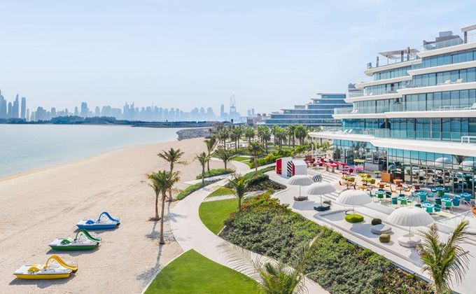 Dubai: Luxury 5 Star Half Board Short Break w/Fabulous Room Upgrade, Dine Around & Extras