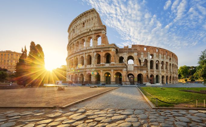 Rome: 4 Star Short Break to Award Winning Hotel w/Flights