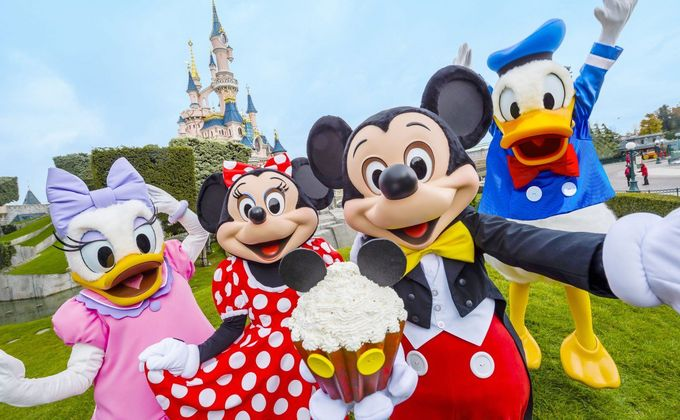 Disneyland Paris®: 4 Star Short Break w/Flights & Kids Stay FREE
