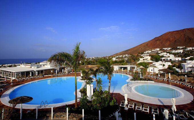 Lanzarote: All Inclusive Holiday to Award Winning LABRANDA Hotel in Playa Blanca