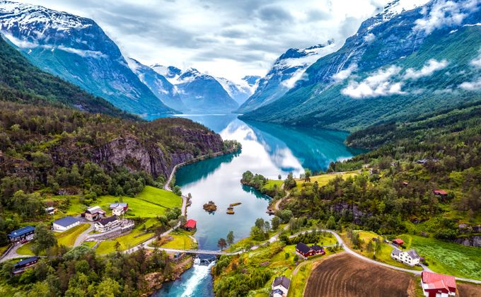 Summer 2020: Cruise Scandinavia from So'ton w/On-Board Spend. Deposit Only £1 Per Person
