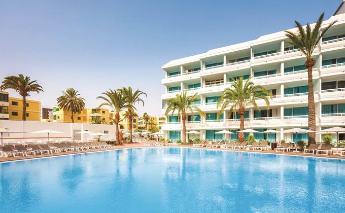 Gran Canaria: All Inclusive Christmas or New Year Holiday to Award Winning LABRANDA Hotel w/Kids Stay FREE