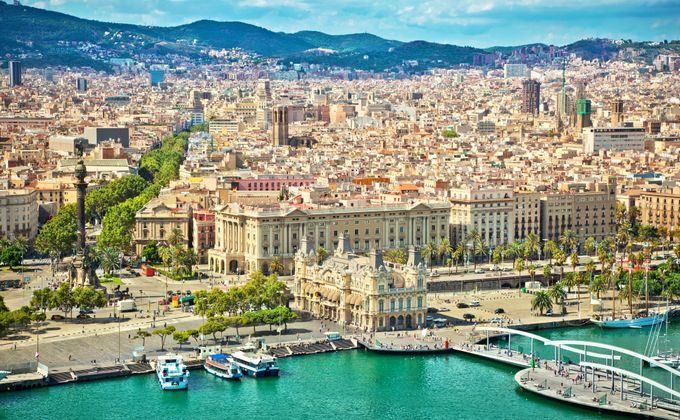 Med Cruise from Barcelona On-Board New Ship w/Flights