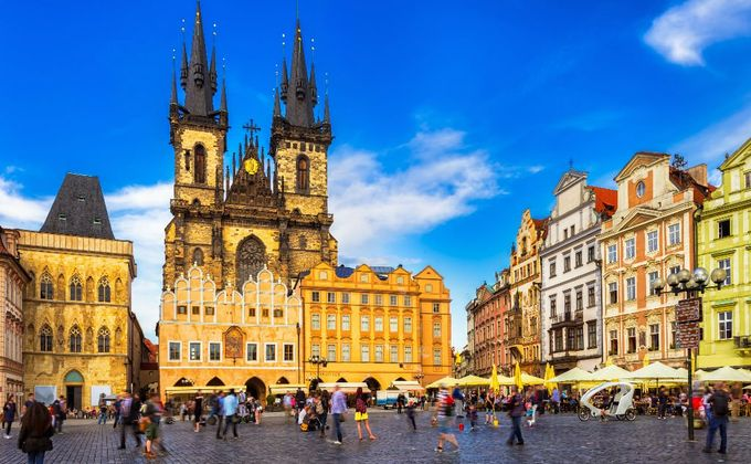 Prague: 4 Star City Break to Former 19th Century Palace w/Flights from Love Holidays