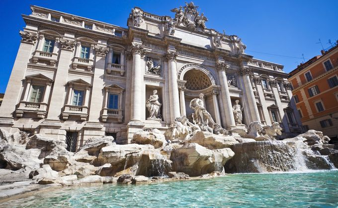 Rome: 4 Star City Break to Award Winning Hotel w/Flights & Breakfast from Love Holidays