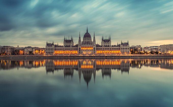 Budapest: City Break to Award Winning Hotel w/Flights from Love Holidays