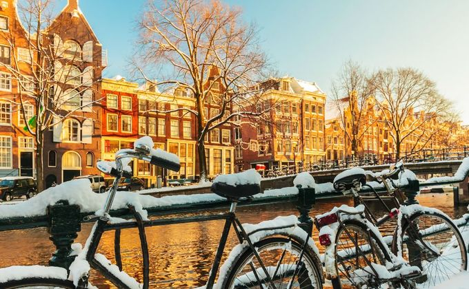 Amsterdam: 4 Star City Break to Award Winning Hotel w/Spa & Indoor Pool