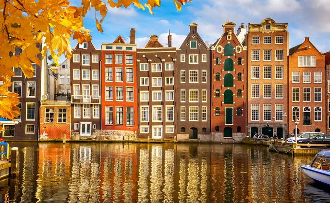 Amsterdam: Unique City Break to Floating Hotel w/Flights from Love Holidays