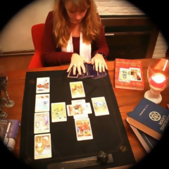 Spiritueel medium Amandala