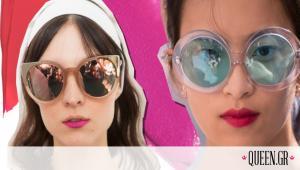 a809815566 10 tips για τα ταιριάξεις τέλεια τα γυαλιά ηλίου με το κραγιόν σου