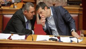 Αποτέλεσμα εικόνας για «Αγκάθι» για Τσίπρα - Καμμένο η λύση στο όνομα της ΠΓΔΜ