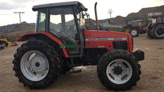 Tractor agrícola - Massey Ferguson - 4235