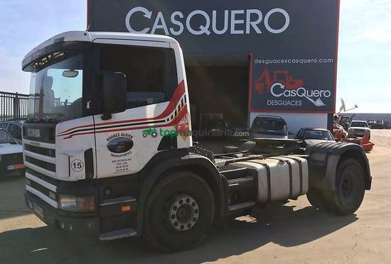 Camion - Scania - 114L 380