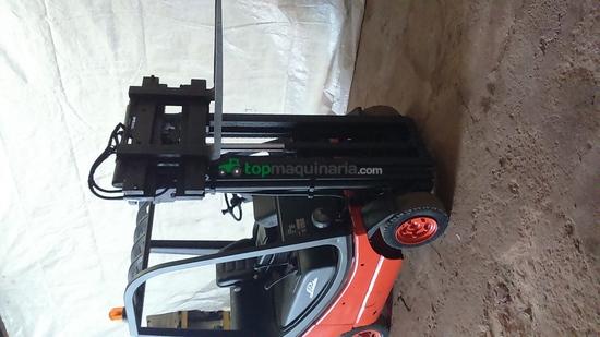 Carretilla diesel - Linde - H 16