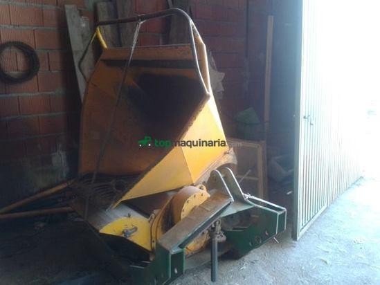 Biotrituradora - TCI 550