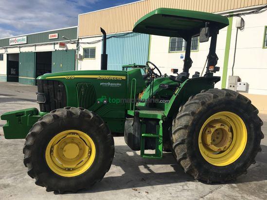 Tractor agrícola - John Deere - 6215