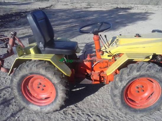 Mini tractor - Pasquali - 986
