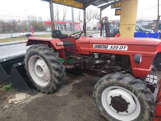 tractor agrícola fiat / fiatagri 520 en navarra - topmaquinaria