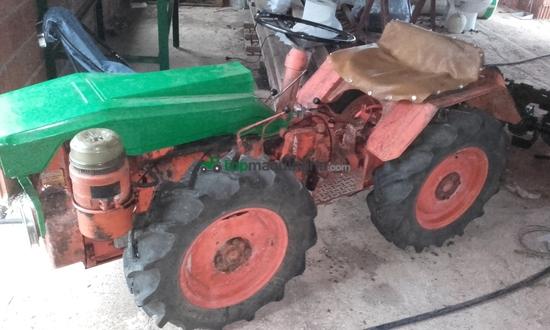Mini tractor pasquali 990 en ciudad real topmaquinaria - Pasquali espana ...