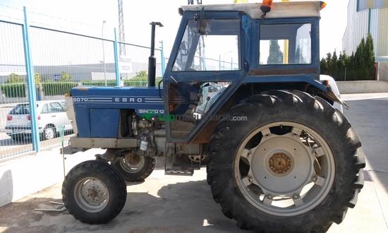 Tractor agrícola - Ebro - 6070